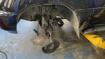 Диагностика и ремонт подвески. Ремонт передней подвески Toyota и Lexus.